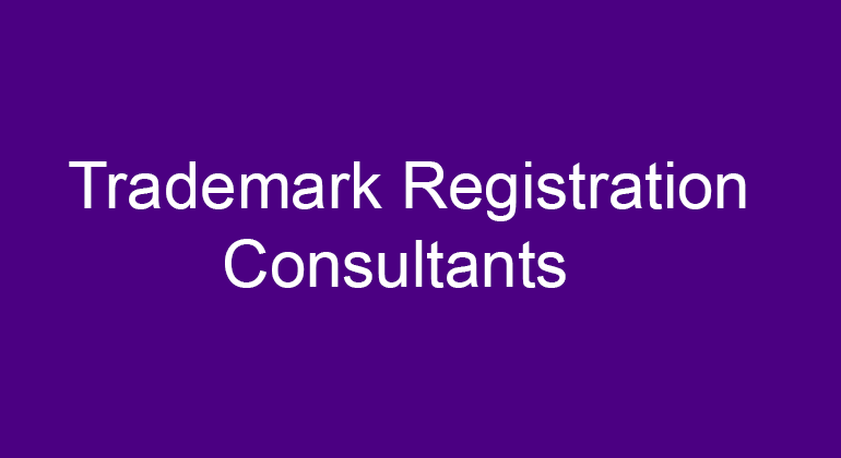 Trademark Registration Consultants in KR Road